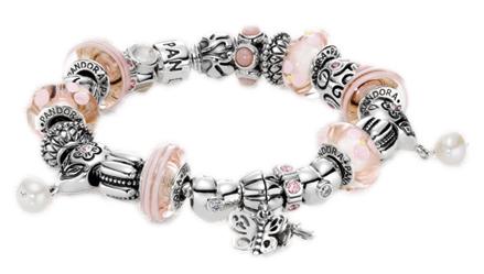 Pandora Bracelet Design Ideas 199 pandora charm bracelet purple white hot sale Last