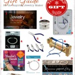Holiday Gift Guide Jewelry Making