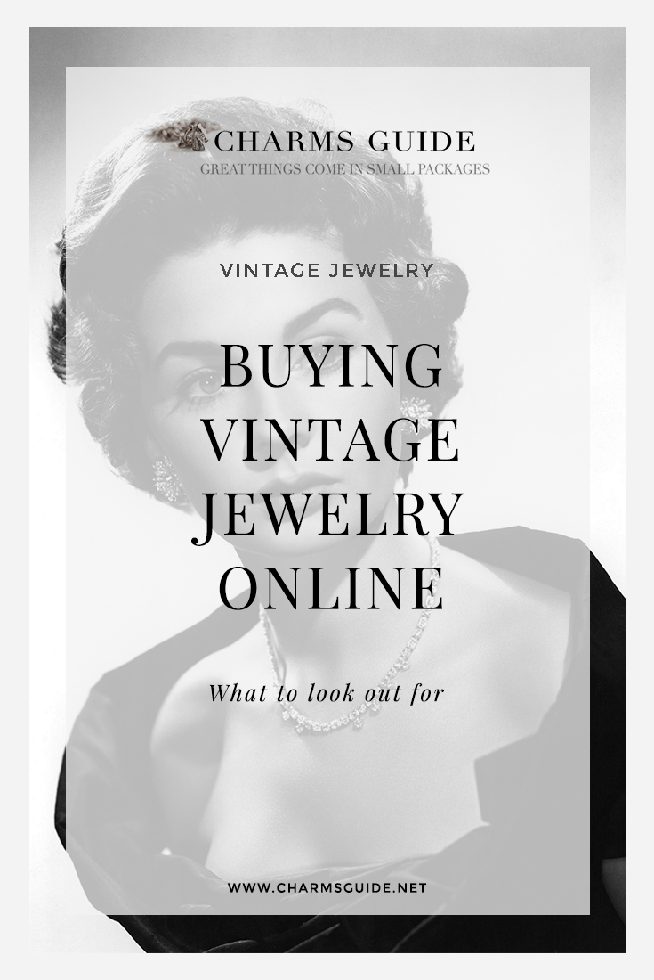 Looking to add some older pieces of jewelry to your collection? Read our tips for buying vintage jewelry online.