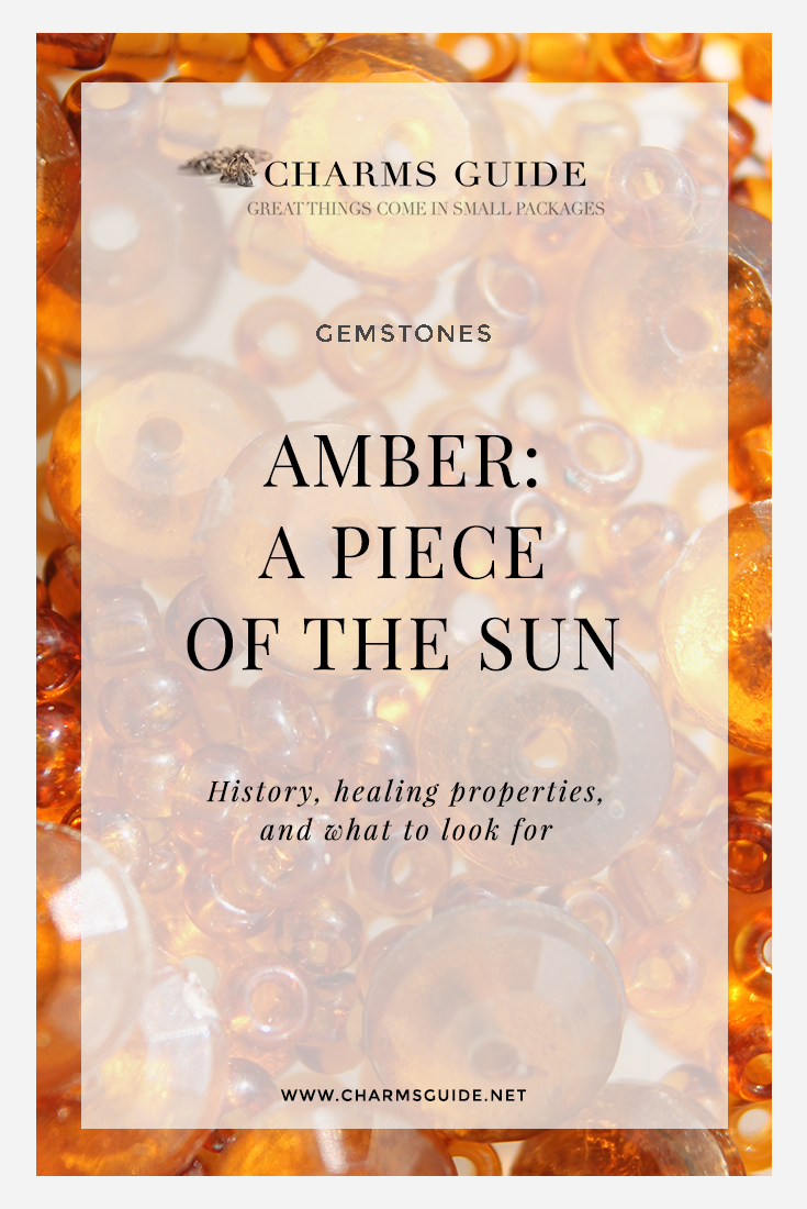 All you ever wanted to know about amber, and how to test for fakes.