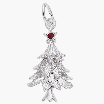 Christmas tree charms by Charms Guide